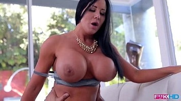 Big Titty Slut Sybil Stallone Knocked Real Hard