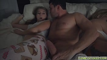 Daughter Scary Nightmare Clears Way For Horny Stepdad