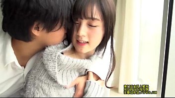 JAV Super Cute Emiri Suzuhara Hot Foreplay With Boyfriend