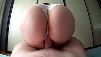 Hot and Horny Teen Girl Perfect Big Ass Fucked Nicely
