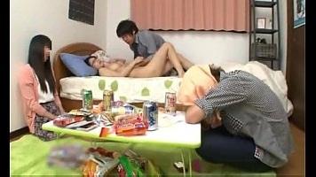 Japanese Schoolgirl Sex With Classmate