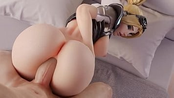 Nova Widowmaker Hentai Compilation Porn
