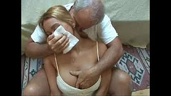 Old Man Chloroform Busty Babe for Perfect Sleeping Sex