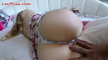 Rough Anal Sex With Sleeping Stepsister