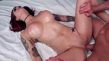 Tattooed Big Boobs
